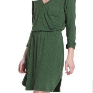 Bordeaux Dress Anthropologie 👗
